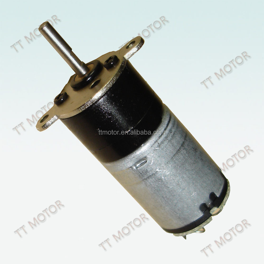 high performance low cost small electric motors with gearbox