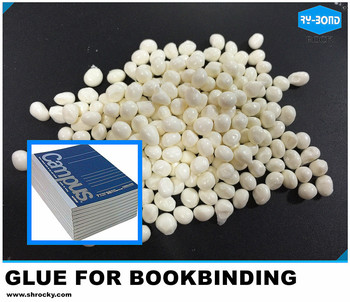 EVA based book binding spine glue with good price