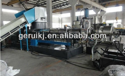 Plastic Film Pelletizing Machine for Sale