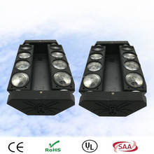 8x12w led spider moving head light led rgbw beam light dmx512 stage light