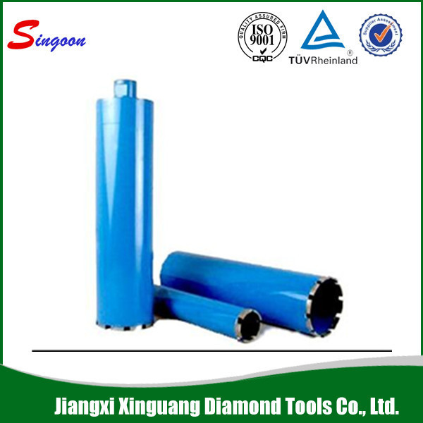High Quality hilti nx diamond core drill bits well drilling for hard rock,diamond core bit