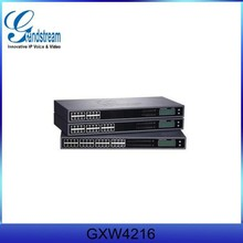 Very Low Cost Grandstream GXW4216 Analog FXS VOIP Gateway