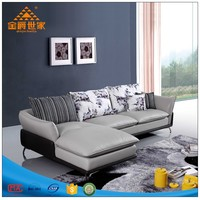 chinese furniture wholesale pvc leather for sofa