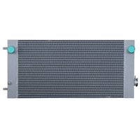 Hot selling aluminum water radiator manufacturer