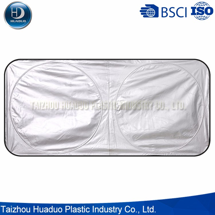 High Quality Material roller car sun shade