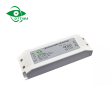 High efficiency no noise power waterproof led driver 6W 12W 18W 24W 36W 3000ma constant voltage dimmable