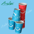 22oz pla paper cup disposable unbleached