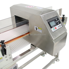 FDA standard Conveyor Belt food Metal Detector machine, metal detector for food processing industry