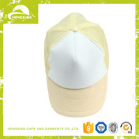 New Product Wholesale Foam Trucker Custom Promotional Baseball mesh Cap