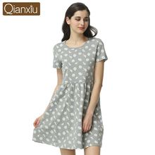 Qianxiu Inventory Colorful Latest Beautiful Romantic Fancy Nightgown