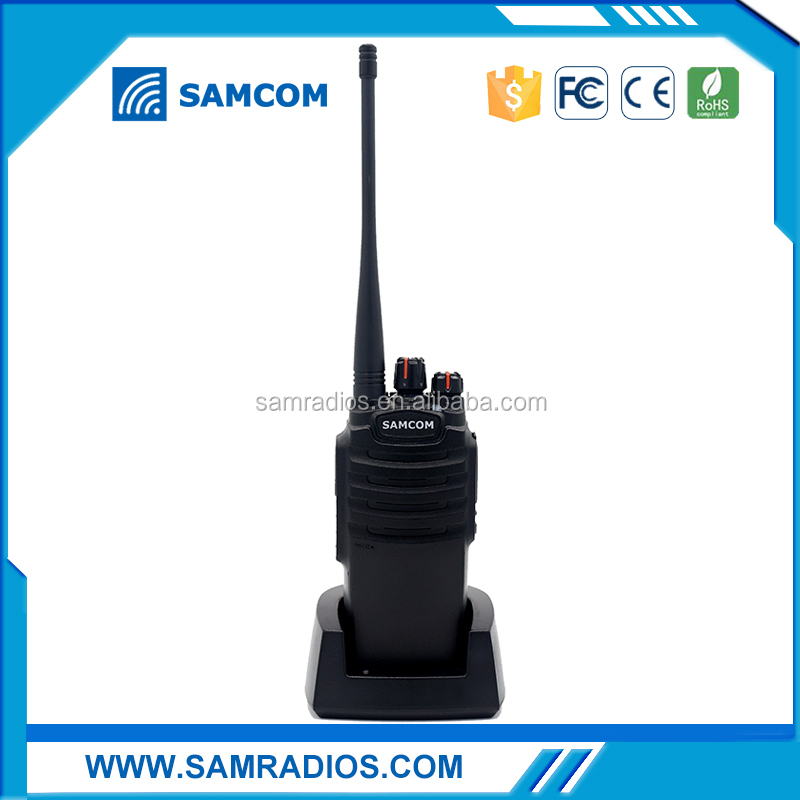 SAMCOM CP-400HP 16 Channels Long Range 2 Way Wireless Communication