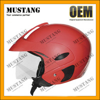 Motorcycle Retro Safety Comfortable Helmet With Double Visor