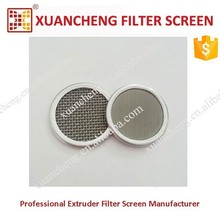 Aluminum Framed Edge Fiber Extrusion Filter Screen Packs