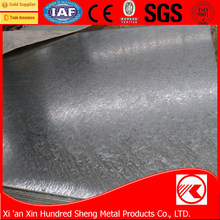 Very cheapprice g40 electro flat galvanized sheet metal 0.4mm thickness