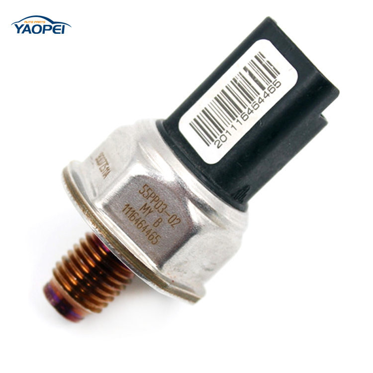 High Quality Fuel Pressure Regulator Sensor For Ford <strong>C</strong>-MAX 1.8 Transit MK6 2.0 2.4 TDCi 9307Z511A/55PP03-<strong>02</strong>/1445928