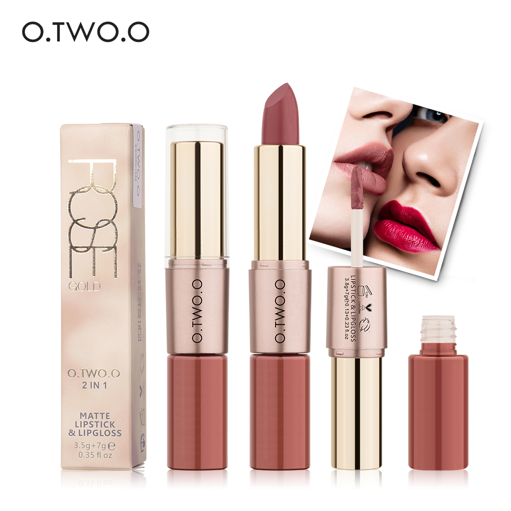 2017 Matte Lipstick Hot Selling Moisturizing 24 Hour Wearing Lipstick Matte
