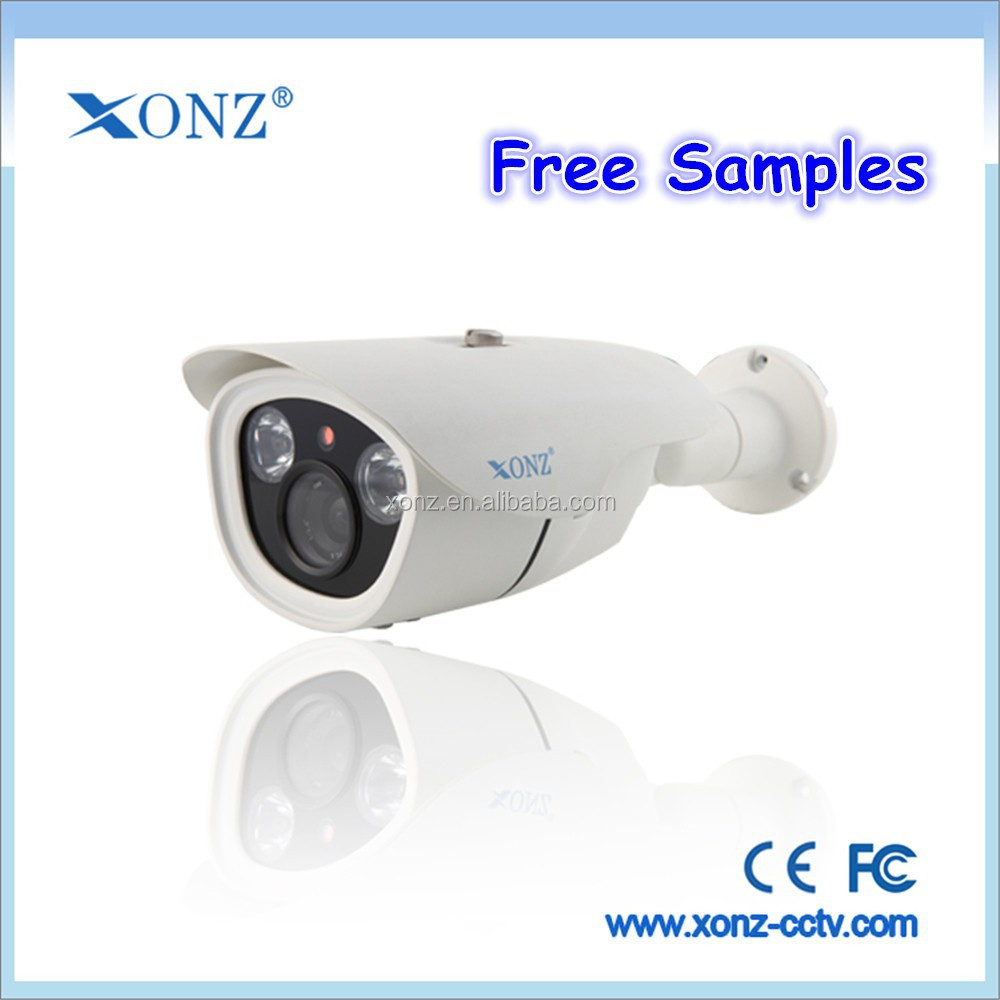 With audio interface, BNC, USB slot Support Two-way voice speaking 2015 MOST popular outdoor ip camera new aarivals
