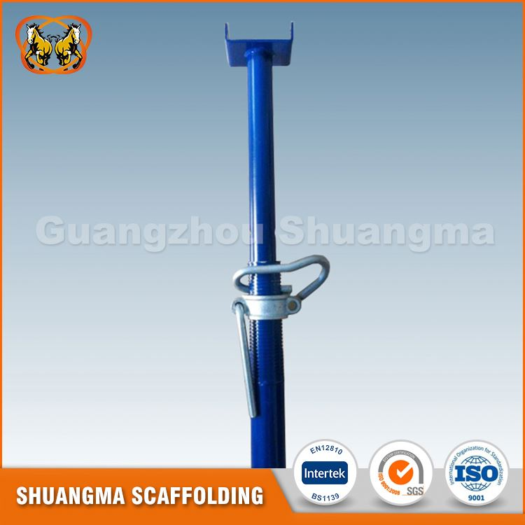 Popular high strength adjustable metal props