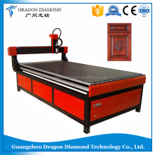 High Quality China 1224 Wood Carving CNC Router Machine For Furniture Marking