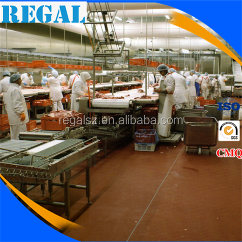 skid resistance polyurethane flooring coating paint for food processing production line
