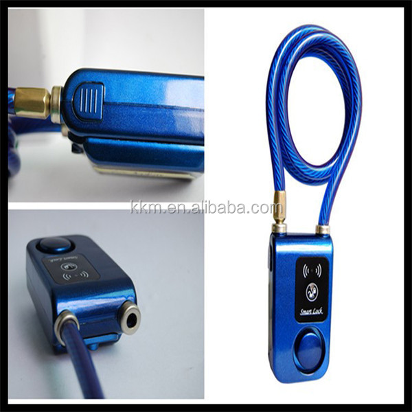 Bluetooth lock APP smart phone door lock, bike/ motorbike/ motorcycle lock