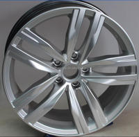 NEW 18x8 5x100 car replica wheel rims