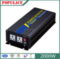 single phase smart series pure sine wave inverter 2000W 24v to 380v