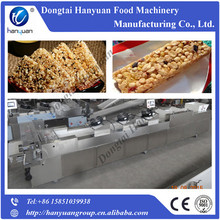2016 hot sale fruit candy making machine , nut bar snack food production line with best price