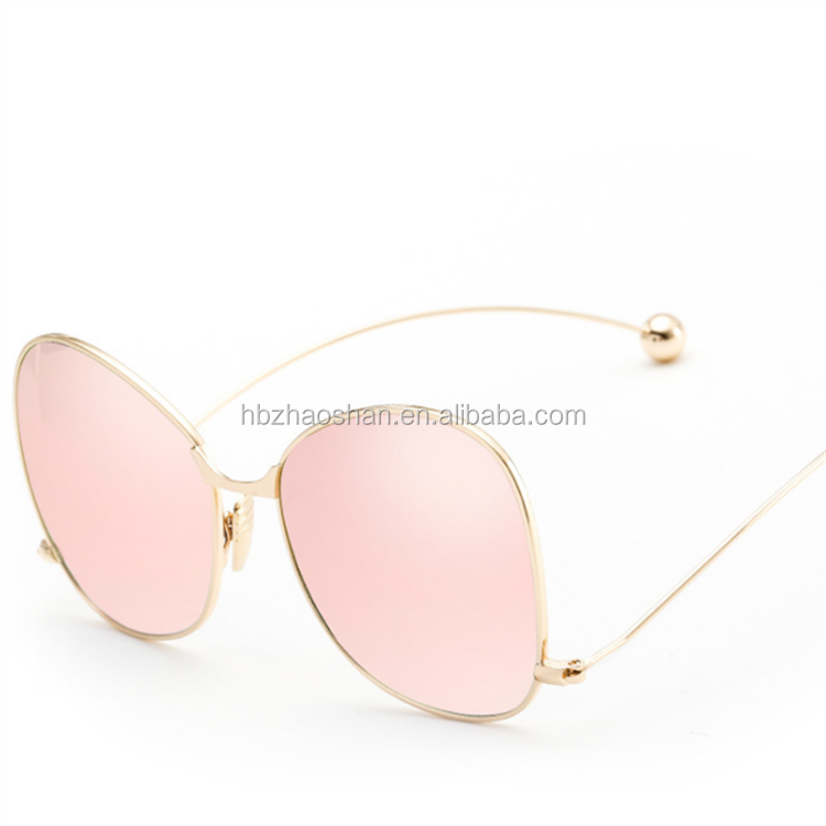 Newest Trendy Sunglasses Multicolor Women Eyewear Metal Frame PC lens UV400 Can Custom Shades Sunglasses