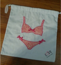 Eco-friendly Recyclable Personalized Lingerie Bag Laundry Bag Wholesale