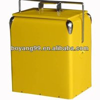 Insulated Cooler Box Car Cooler Box