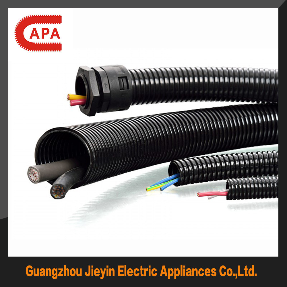 Hot sale Transparent and compressible sophisticated rigid plastic tubing