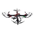 4 axis  large big size 200m long range distance uav quadcopter drone