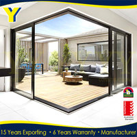 Alibaba China Suppliers Aluminum Slider Doors And Windows Pictures For Container Houses