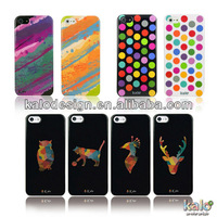 Kalo Colored Drawings for Iphone 5 mobile phone case