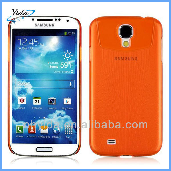 OEM Plastic Case For Samsung Galaxy I9500 S4 Hard Matte Phone Case Cover
