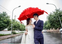 Planning company use that cheap wedding bridal lace umbrella for wedding