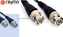 BNC connectors cable