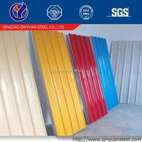 pre-painted ppgi corrugated roof sheet, building materials for houses