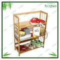 Hot sale bamboo outdoor clear shoe holder