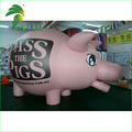 Professional Manufacturer PVC Giant Inflatable Pig / Unique Inflatable Life Like Pigs Advertising Model