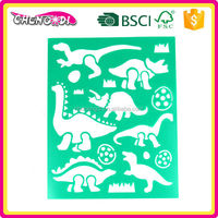 2015 stencil paper, stencil for kids, stencil for drawing