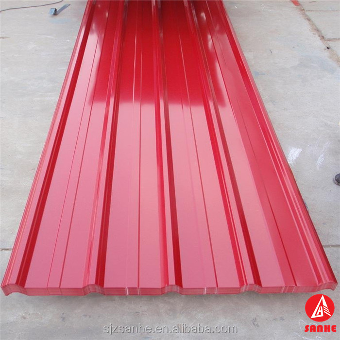 galvanized metal roofing prices galvanized steel sheet With cost of tin roofing sheets