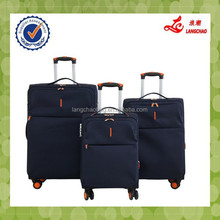 2015 Latest New Models 3pcs One Set Nylon Luggage Carry-on Luggage