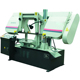 GB-4240 Semi Horizontal Bandsaw/ KANZO Metal Cutting Band Cutting Machine