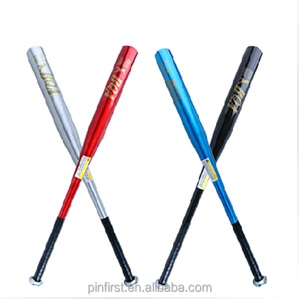 custom aluminum steel baseball bat