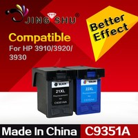 Compatible Inkjet Ink Cartridge for HP 21/22 21/22XL C9351A C9352A