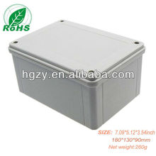 High Quality extruded aluminum electronic enclosures metal project box