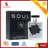 Great Original Brand Wholesale Attractive Rose Men Perfume