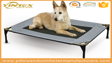 Wholesale collapsible comfortable Indoor/Outdoor Portable Dog Cat Sleep Bed Elevated Camping pet cot